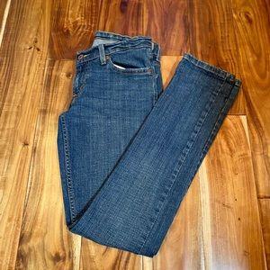 Levi's Too Superlow 524 Jeans, 7M